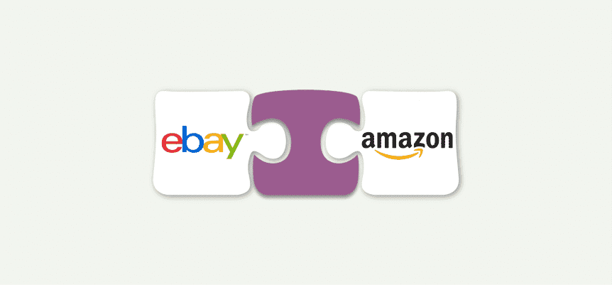 What is the market share of Amazon and eBay in Germany?