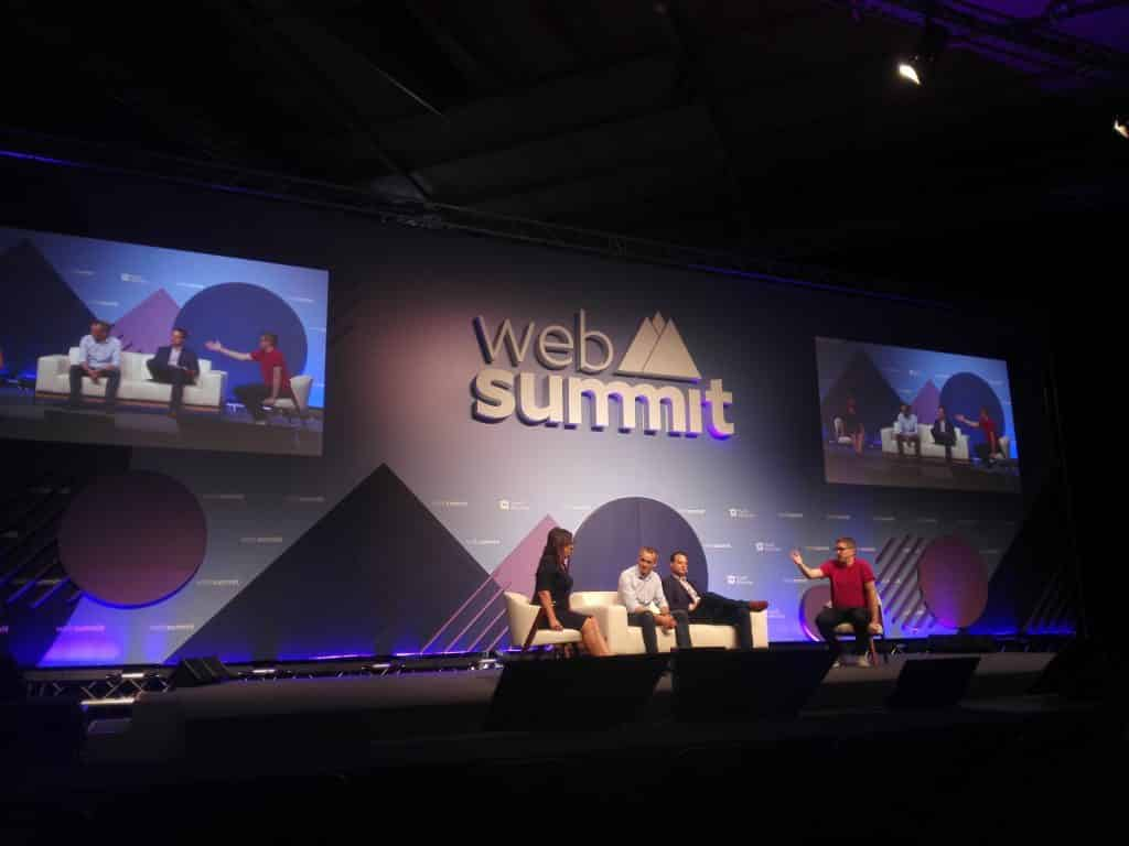 WebSummit 2018 Startup Growth Algolia
