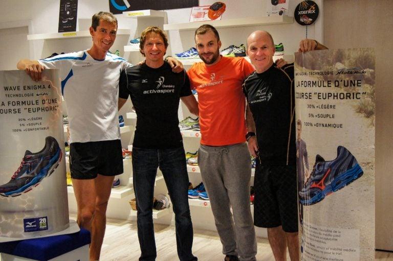 Team Activasport Matthias PERROT