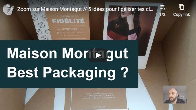 Maison Montagut, Best Packaging?