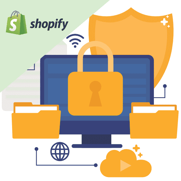 Shopify – Protect your contents from theft in less than 10 min