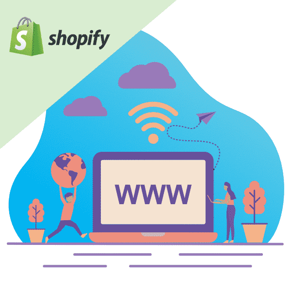 Shopify – Change your domain name without crashing